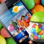 Jelly Bean для Galaxy S II будет доступен в январе 2013 года