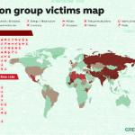 Вирус-шпион заразил миллионы компьютеров по всему миру