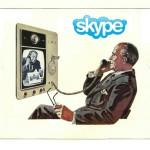 Заработала веб-версия Skype