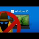 Torrent Freak :Windows 10 шпионит за пользователями